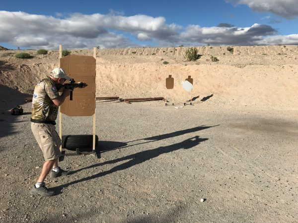 shooting range rules and regulations