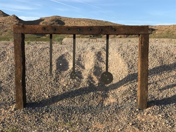 nevada shooting range safety rules