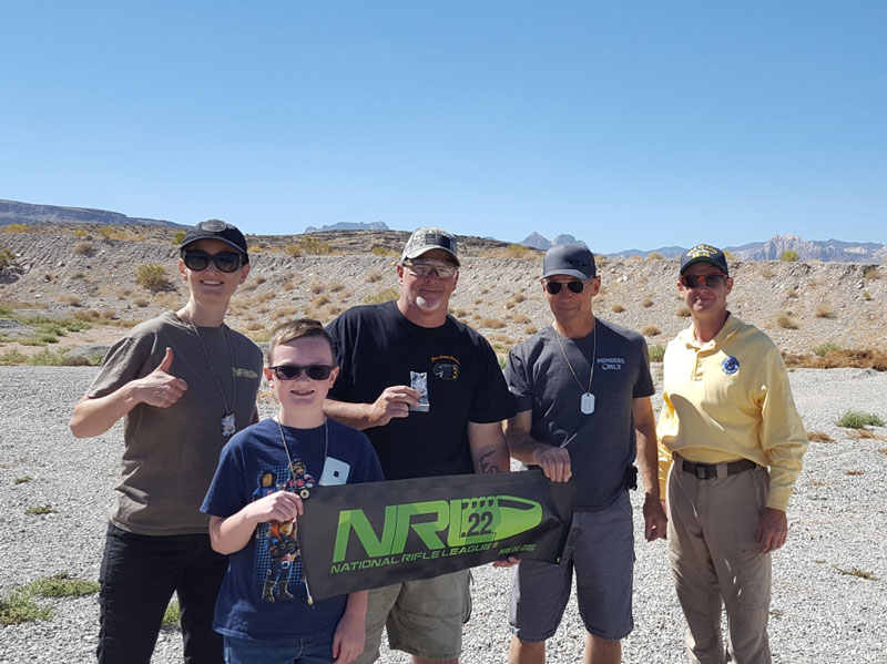 People at the Tactical Precision RimFire in September